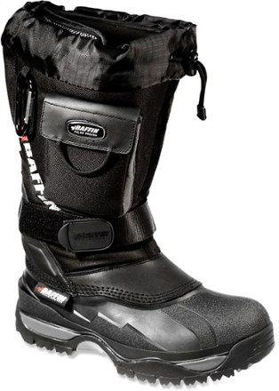 Baffin Men's Endurance Winter Boots Black 11