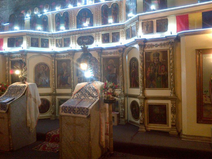 Saint Varvara Church - Salina  Tg Ocna