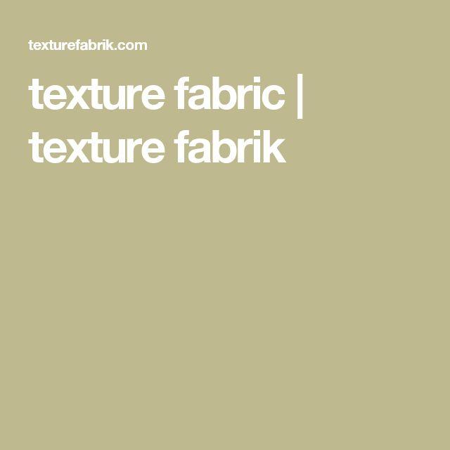 texture fabric | texture fabrik
