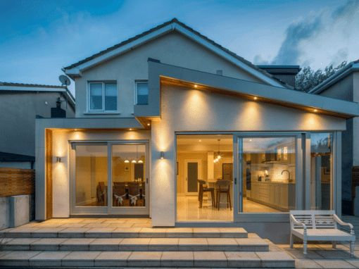 Malahide House Extension & Renovation
