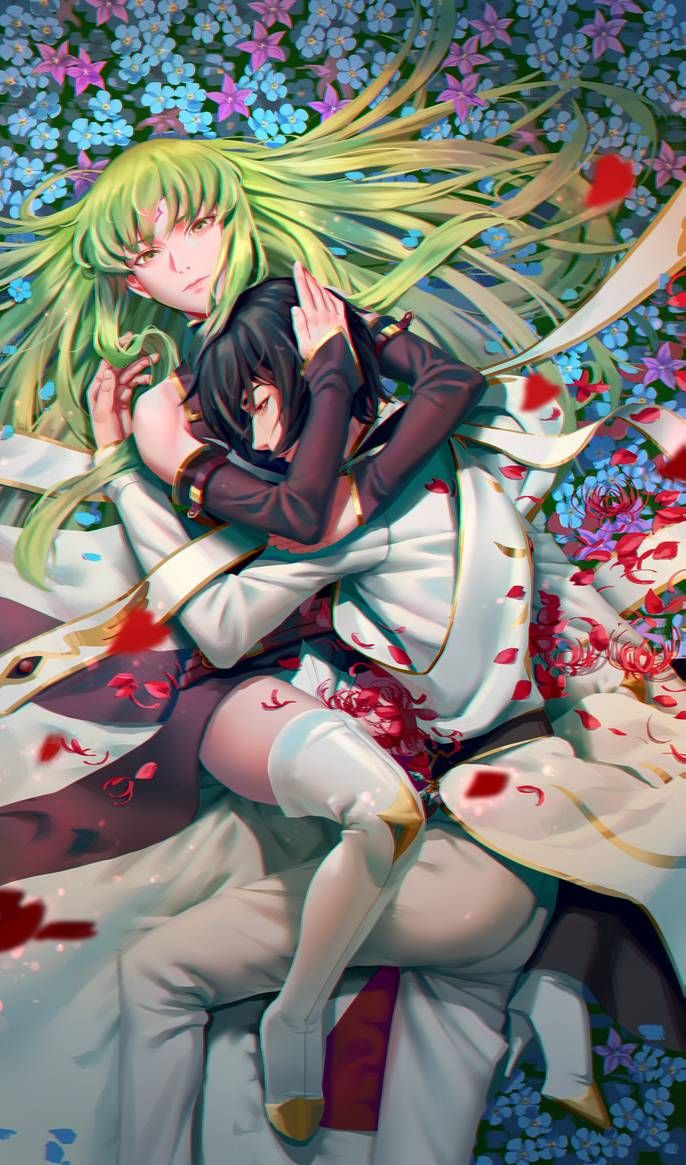The end of Lelouch by whoareuu on DeviantArt