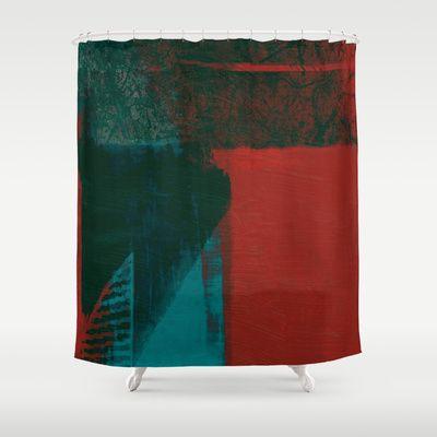 Turno da Noite Shower Curtain by Fernando Vieira