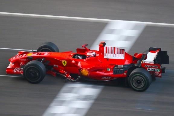 FERRARI Formule 1 2012;  GP de CHINE