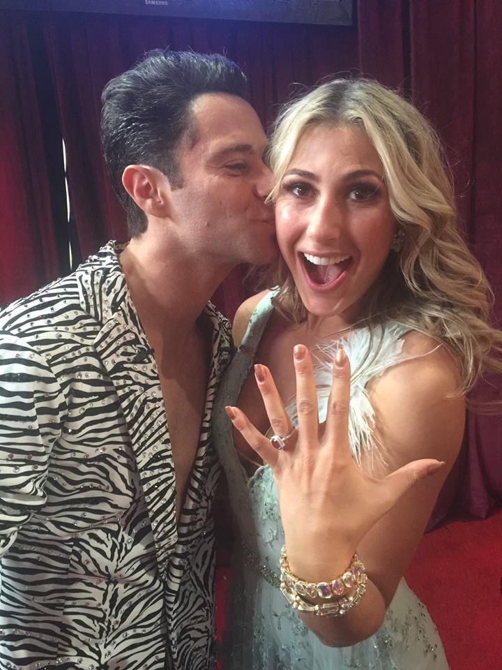 Dancing with the Stars Page Liked · 8 hrs · Edited ·    What a show! What a beautiful couple! Congratulations, Sasha Farber & Emma Slater!