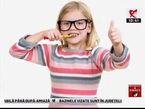 Diferente si Esente - Problemele stomatologice in cazul copiilor
