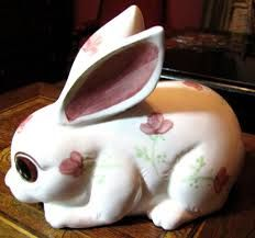 rabbit figurine - Google Search