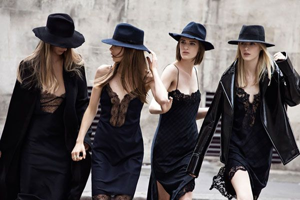 The Best of Fall 2013 Campaigns - Fall/Winter 2013 Designer Ad Campaigns - Patrick Demarchelier