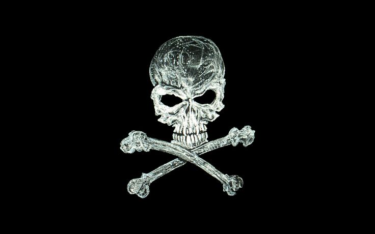 Pirates Of The Caribbean Skull Wallpaper Desktop Background #i3s