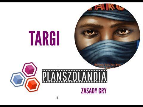 Planszolandia: Wideo recenzja i zasady gry Targi # 87