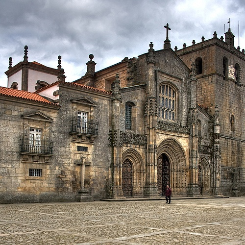 Lamego cathedral - PORTUGAL