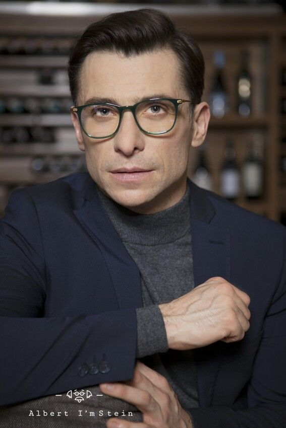 Albert I'mStein Okulary korekcyjne