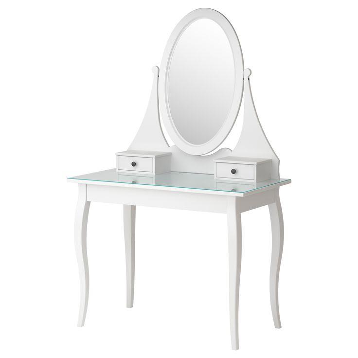 Hemnes Sminkebord Med Speil Ikea Ting Til Rom