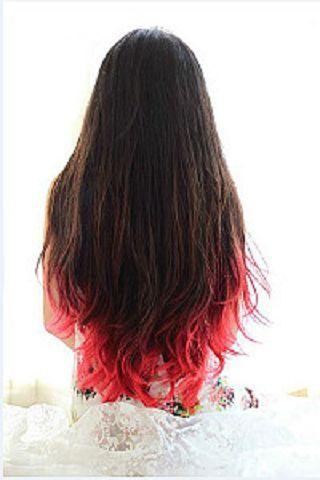 Kızıl Gölgeli saç renkleri (5)