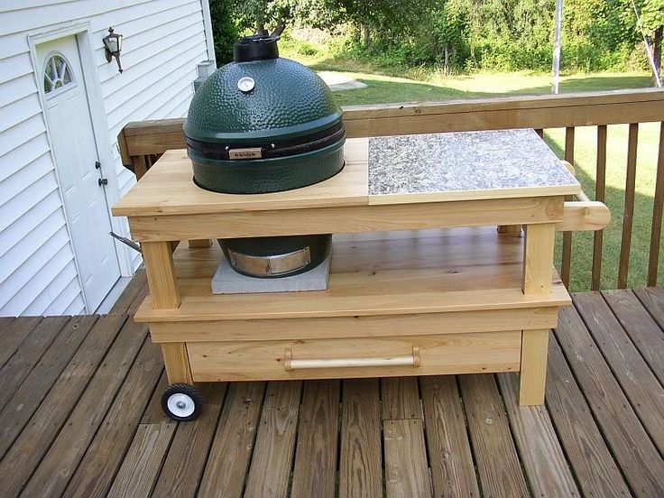 Big Green Egg Table Cover Dimensions | Table1