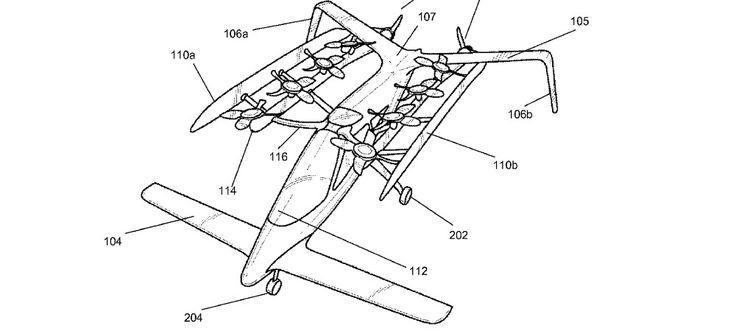 Conoce sobre El plan secreto del co-fundador de Google para crear coches voladores
