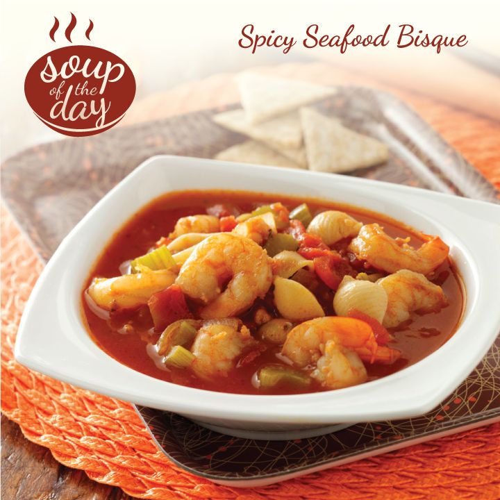 Spicy Seafood Bisque Recipe from Taste of Home -- shared by Kevin Weeks, North Palm Beach, Florida