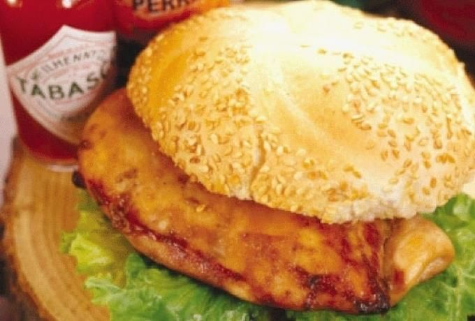 Recipes - Dad's Favourite Chicken Sandwich » Chicken.ca