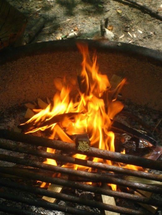 Camping Life: Campfire Cooking Shortcuts