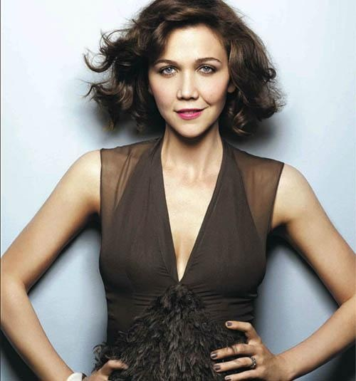 Maggie Gyllenhaal for 'Woman & Home' January 2013
