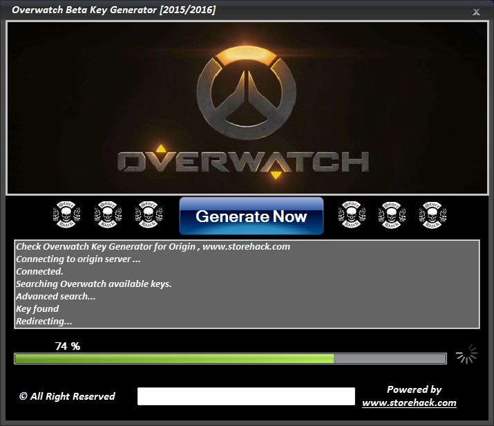 Overwatch Beta Key Generator