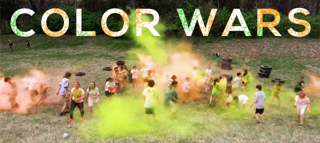 Color Wars event