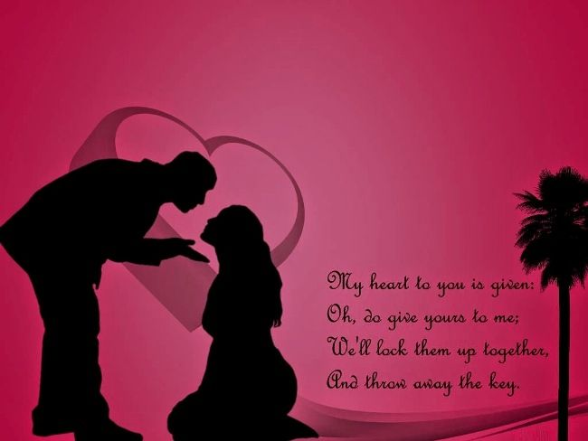 Valentine\'s Day Love Status for Whatsapp for Husband & Boyfriend ...