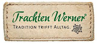 Lederhose Nubuk lang 'Eva' dunkelbraun - Trachten Lederhosen Trachtenhosen Damen - Trachten Werner-Leichtl OHG