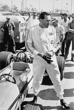 Jack Brabham - Australia - Champion 1959, 1960, 1966