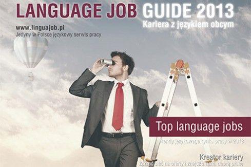 "The Catalog ""Language Job Guide 2013″ | Link to Poland"