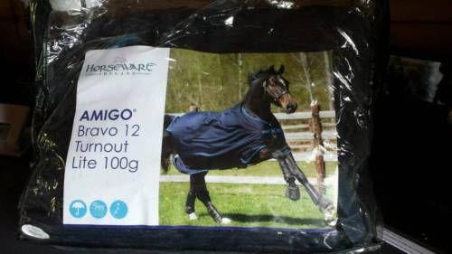 AMIGO BRAVO 12 Tournout Lite 100g in Bayern - Taufkirchen Vils | Pferdesättel gebraucht günstig kaufen | eBay Kleinanzeigen