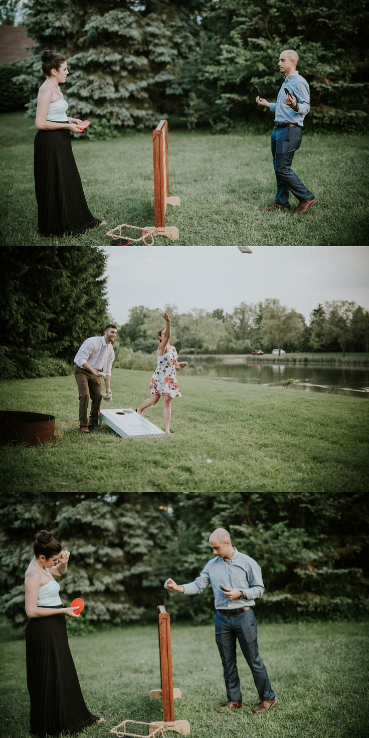 wedding games #rusticweddinginspiration