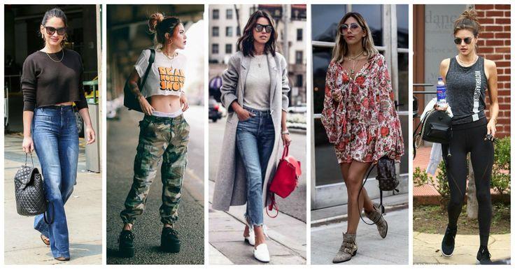 Βάλε όλα όσα χρειάζεσαι μέσα σε ένα backpack και ελευθέρωσε τα χέρια σου! Μην ξεχάσεις να το συνδυάσεις σωστά για άψογο style: 🎒 Με αθλητικό κολάν ή cargo pants 🎒 Με boyfriend/flare denim  🎒 Με μακρύ παλτό 🎒 Με φόρεμα floral Βρες εδώ μεγάλη ποικιλία σε backpacks από 9.99€!