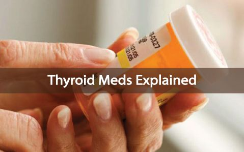 Do you take thyroid medication? Are you confused by the different choices available to you or did you know? T4-only, T3-only, NDT, Compound