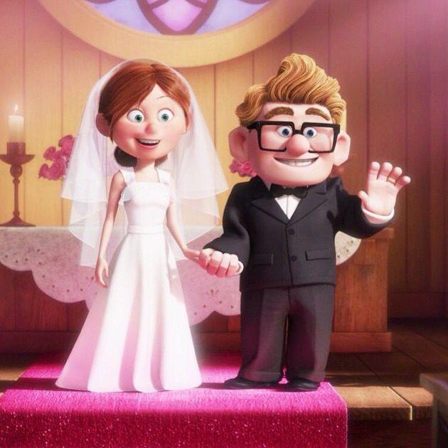 46 Best Carl And Ellie Images On Pinterest Disney Love Cartoon Movies Cartoons
