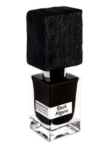 Bilderesultat for black afgano perfume