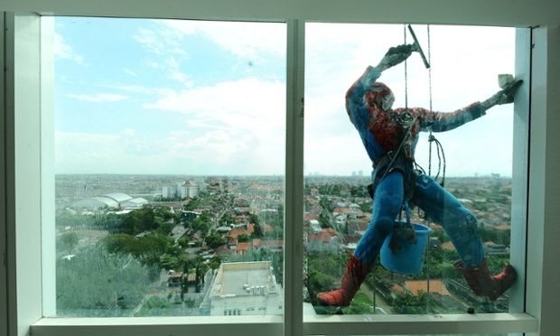Window cleaning is a serious task and should be left to experts. High rise window cleaning NYC services will ensure that your window and gutter systems are clean.