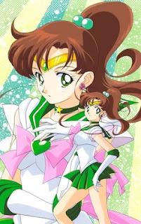 Makoto Kino (Sailor Jupiter) from Sailor Moon