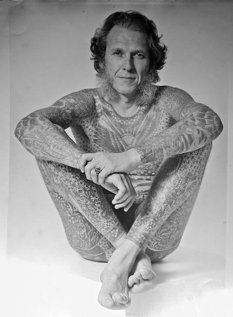 Lyle Tuttle, pioneer tattooist