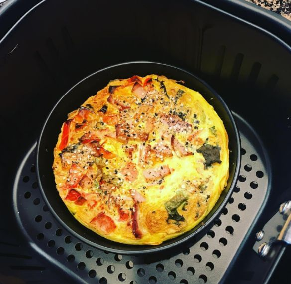 Weight Watchers Air Fryer Breakfast Recipes – Simple Living Products