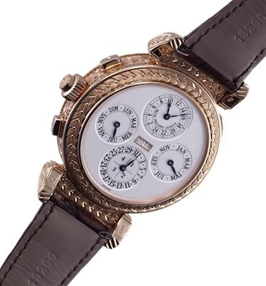 The Watch Quote: The Patek Philippe Grandmaster Chime watch référence 5175 - The sound of history