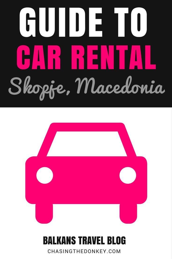 Renting A Car Balkans