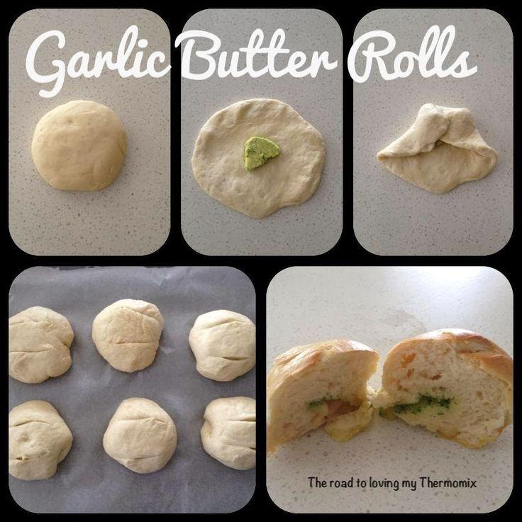 Garlic Butter Rolls