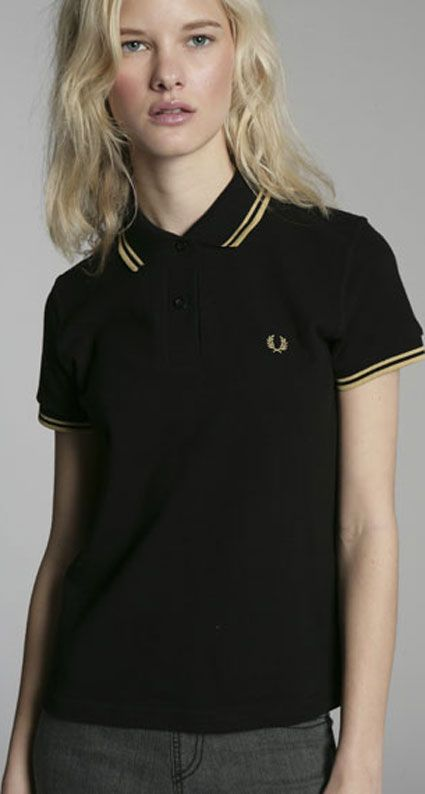 knit shirt - Fred Perry