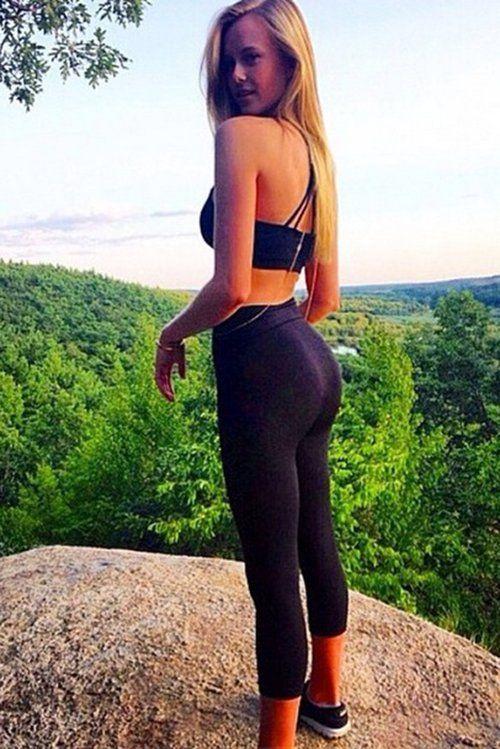 Elegant Hot Women In Yoga Pants  TheCHIVE