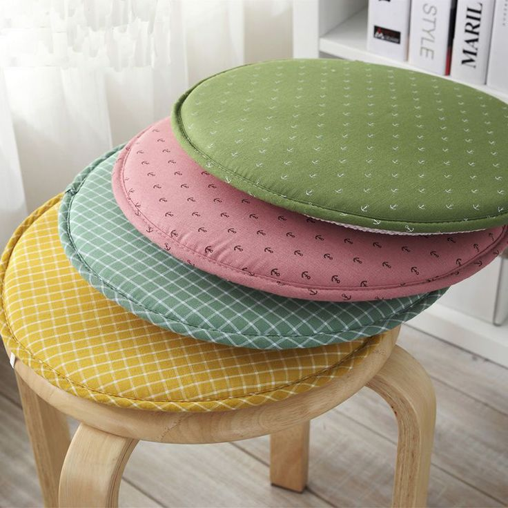Cool Good Round Stool Cushions 80 About Remodel Hme Designing Inspiration  With Round Stool Cushions