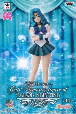 Crunchyroll - Sailor Moon Sailor Neptune Girls Memories Figure