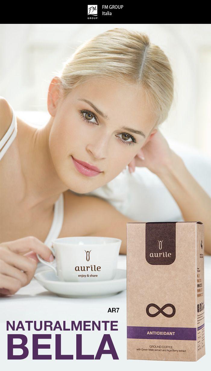 Caffè funzionale Aurile Antioxidant #antiossidante #salute #benessere #wellness #aurile #FMGroup #FMGroupItalia #FM #coffee #coffeelovers