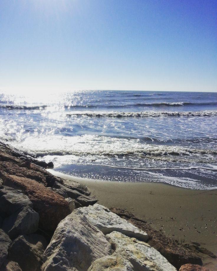 Eraclea Mare (VE) sea in November