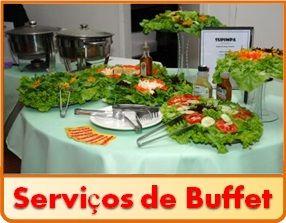 Sugestões e Opções de Cardápios para serviço de Buffet em Domicilio!
