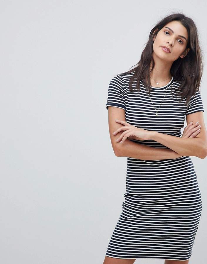901947ca169a Abercrombie & Fitch Stripe T Shirt Dress | Clothing and brands ...